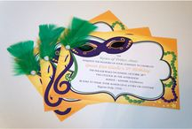 Mardi Gras Party / by Camellia Simmons