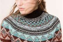 Inspiration / Inspiration for knitting designs.