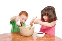 Cookin' with kids / by Create Somethin