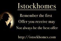 istockhomes sayings