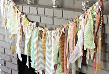 Sewing: Scrap Happy / Organizing and making things with fabric scraps