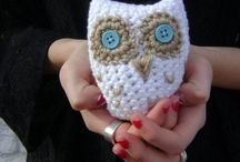 Crochet and Knitting / by LuLu McGiggles
