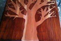 zrobione drewna