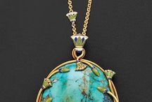 Τουρκουάζ κοσμήματα