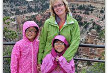 Southwest Family Road Trips / Great family road trip destinations in OK, TX, NM, AZ
