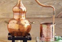 Destileren / I wander how to build a distillate device
