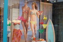 Giftshop Window Display