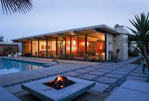Joseph Eichler / Joseph Eichler real estate developer mid-century houses & buildings