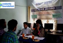 RojgarAvsar (Job Drive) / Job drives for the better future of India's unemployed youth.
