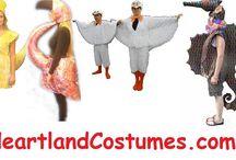 Little mermaid costumes / by Mindy Whitehurst