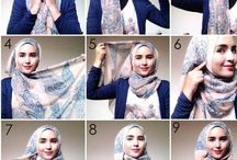 Hijab Fashion & Tutorial