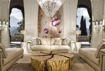 Luxury Home / Luxury italian furniture  for an exclusive concept of house.