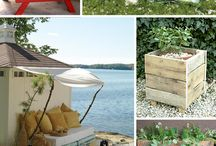 Pallet Ideas / by Lori Walser