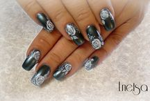 Nailart designs / For most of them there is a tutorial on my youtube channel: www.youtube.com/user/Lnetsa