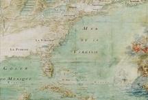 Wall Deco: Maps Canada