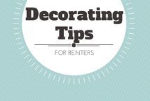 Rental decorating & tips