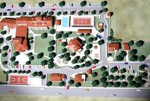Complesso edilizio Marino, scala 1:333