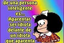 Mafalda y mas