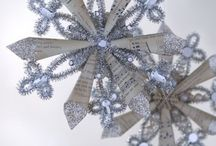 Snowflakes / by Sonya Johnson