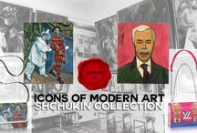 ICONS OF MODERN ART: LOUIS VUITTON FOUNDATION SHCHUKIN COLLECTION | ARTBURO Personalization