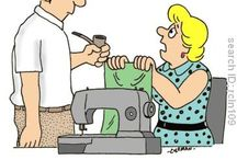 Sewing Funnies / Just some sewing fun :)