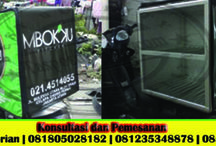 Tas Delivery Makanan | Box Delivery