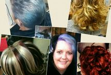 Dameslooks Uni-Qnip Hairsalon Dedemsvaart / Cutting, coloring, curling and styling. We are a allround Hairsalon in Dedemsvaart and you are Always Welcome!!