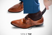 Men's Style Tips! / Looking truly sharp involves knowing what to bare-and what to keep under wraps.
