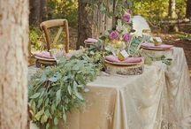 Party-Tische