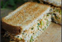 Sandwiches, Toasts & Wraps / by Vera Schönenberger
