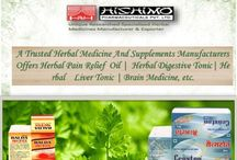 A Herbal Medicines Manufacturers / Hishimo Pharmaceuticals Pvt. Ltd since 1982, considered as top-notch herbal medicines manufacturers, suppliers and exporters of India. We are engaged in offering a wide range of herbal medicines including liver tonic, brain tonic, liver capsule, pain relief oil, herbal supplement, insomnia medicine, energy medicine, diabetes medicine and many more at a wallet-friendly price.