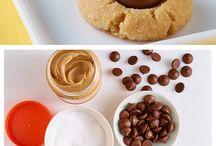 Cookies: Peanut Butter