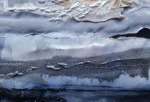 Landscapes in textiles
