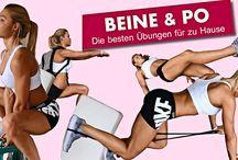 Sport daheim