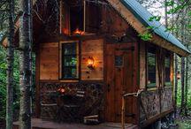 Forest Huts // Erdei házikók