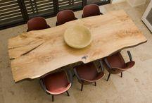 Tree tables dining
