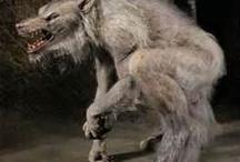 Character inspiration: Werewolves