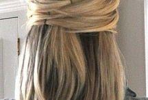 alkalmi frizurák