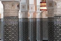 Maurisk / Estilo morisco, Moorish style, maurischen Stil, stile moresco,