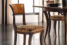 """Tosato's Favoriti Collection / Word chair is the noun of the verb to sit, and derives from the Latin sĕdēre and literally means """"sitting"""" . Tosato turns it into a cherished daily action, elevating this piece of furniture into a real work of art. How do you judge the chair of the """"Favoriti"""" collection?"""