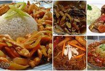 kinai receptek