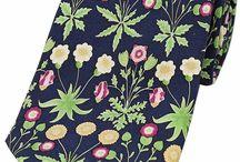 Posh & Dandy luxury silk ties