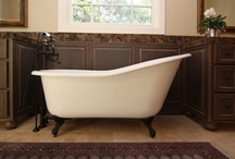 Tubs Galore / Everyone likes a good tub. The soaking tubs are the most popular these days.