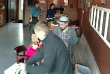 Normal Bar Local Author Holiday Market 2016