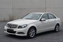 Mercedes C220cdi Executive BE - Multiautos Ourense 03-2012....20990 euros