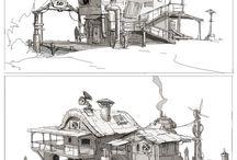 Sketch architecture