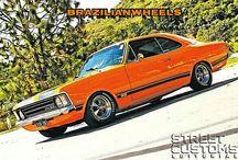Brazilian Cars | Opala 250s @ SS