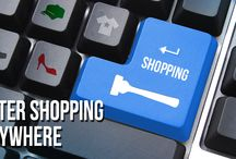 Shop Easy, Anywhere / Easy shopping around the world