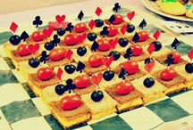 Wonderland snacks
