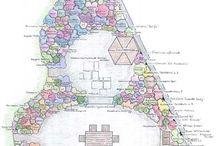 Our Cottage Garden Designs / Cottage gardens which we have designed